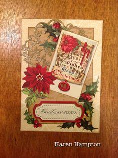 anna griffin cards ideas | Anna Griffin Christmas card