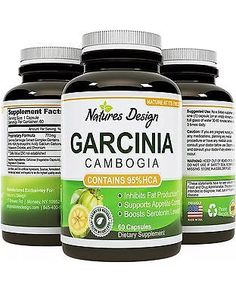 Natural Weight Loss Supplement Pills for Women & Men - Best Selling Garcinia ...