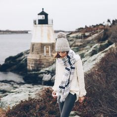proseccoandplaid:  New England adventures