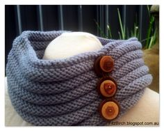FitzBirch Crafts: Stash Busting Cowls, Scarves and Capes