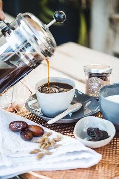 Zero Cafè - Coffee Alternative made from Roasted Date Seeds. Date Recipes, Healthy Options, Preserves, Balcony, Roast, Zero, Seeds, Alternative, Dating