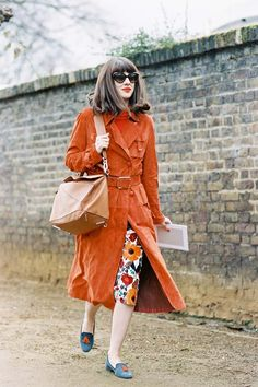 Vanessa Jackman: London Fashion Week AW 2015....Before Burberry
