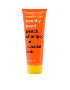Bild 1 von Anatomicals – Peachy Head – Shampoo, 250 ml