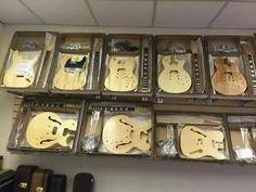 DIY Guitar Kits & Luthier Tools - Largest selection of Do it Yourself Guitars & Luthier Supplies Build Your Own Guitar, Solo Music, Guitar Diy, Guitar Tattoo, Guitar Building, Vintage Guitars, Playing Guitar, Left Handed, Diy Woodworking