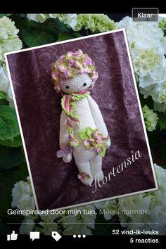 Hortensia lalylala