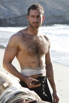 "Oliver Jackson-Cohen on ""Emerald City"" courtesy of My New Plaid Pants Oliver Jackson Cohen, Hairy Hunks, Hairy Men, Bearded Men, Julian Morris, Vanessa Redgrave, Hot Actors, Plaid Pants, Hairy Chest"