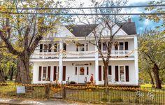 Jennings House Marshall Arkansas Photography By Bob King
