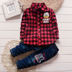 Children Kids Clothing Sets Baby Boys Summer Clothes