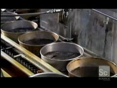 How It's Made Cheesecake - YouTube