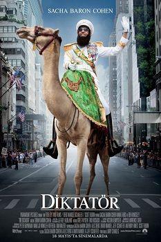 Diktatör & The Dictator - 2012 BDRip XVid - Türkçe Altyazılı Tek Link Indir