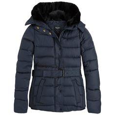 Стеганая куртка с капюшоном VERONIKA PEPE JEANS | La Redoute Mobile · Pepe  JeansLondonUsaLa RedouteShelter