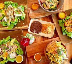 """🥙 Salads GALORE! 📍 @agaveuptown 🤗😋❤💙 #EllipsesEats . . . #eeeeeats #nomnom #oakland #oaklandloveit #hellayummy #foodporn #oaklandfoodie #delicious #agaveuptown #oaklandfood #pr #publicrelations #socialmedia #sm #marketing #digitalmarketing #contentmarketing #bayarea #hospitality #events #foodtech #travel #eastbayeats #510eats #eastbay"" by @ellipsespr. #이벤트 #show #parties #entertainment #catering #travelling #traveler #tourism #travelingram #igtravel #europe #traveller #travelblog…"