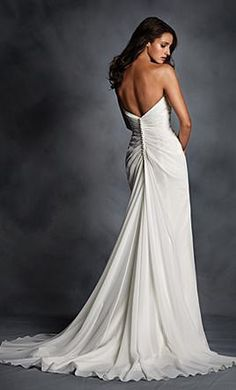 508aac5303e49 Alfred Angelo 2514, $374 Size: 10   New (Un-Altered) Wedding Dresses