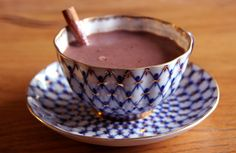 Mexican Hot Chocolate - try with Cocoa and Stevia