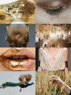 Fantasy Art Women Goddesses Greek Mythology 46 New Ideas Greek Mythology Gods, Greek Gods And Goddesses, Roman Mythology, Turandot Opera, Hera Goddess, Les Winx, Fantasy Art Women, Art Plastique, Gold Aesthetic