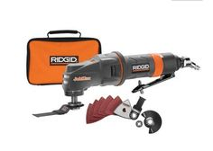 Rigid Air Pneumatic JobMax Multi-Tool Kit for $35 + free shipping! The RIDGID Pneumatic JobMax is the newest addition to the JobMax Multi-Tool family. It is the first pneumatic tool with interchang…