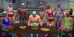 Can it get any weirder in The Sims 4? #TheSims4