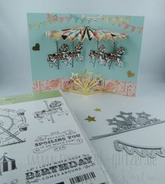 Stampin-up-country-caroussel-birthday-karusellkarte-horse-5-copy