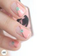 Cirque Colors metropolitan collection Spring 2016 nail art idea