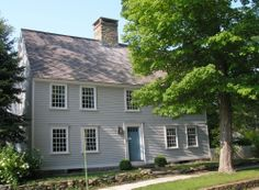 photos of colonial homes | Colonial Homes