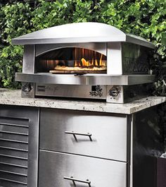 I would use this outdoor pizza oven ALL the time.