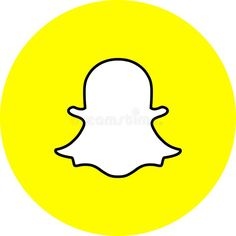 Icon logo snapchat vector color royalty free illustration Snapchat Icon, Snapchat Logo, Video Editing Apps, Media Logo, Free Illustrations, Photo Illustration, Royalty, Editorial, Stock Photos
