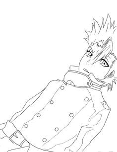 Bleach Coloring Pages Wallpapers Pictures