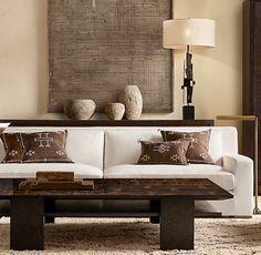 Living Room Interior, Home Living Room, Living Room Designs, Living Room Decor, Living Spaces, African Interior, Home Decor Inspiration, Home Furnishings, Interior Design