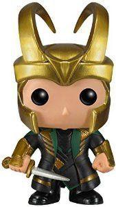 Thor : Helmet Loki Vinyl Figure