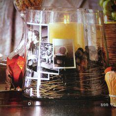 food table decor