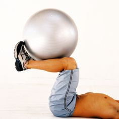 For the lower abs. Hardest thing to tone after a baby. Maybe I should try this..my baby is 28..