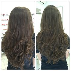 Conhece o resultado maravilhoso de torcer os cabelos enquanto secam com o secador? Dá só uma olhada neste efeito, que sensacional!  Ah! Mas não se esqueçam de aplicar um bom leave-in protetor térmico antes pra proteger do calor do secador.  😘  #Sebastian #cabeloslindos #haircut #brunette #natural #beleza #cabelosdivos #style #mulheres #cabelo