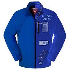 SeV Tropiformer Jacket http://www.thinkgeek.com/product/1183/