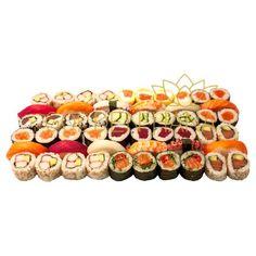 Yummm   Gold 56 unidades de sushi