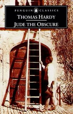 Jude the Obscure. One of my favourites. Poor Jude and Sue. I always hope it will end differently but it never will.