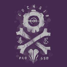Fuchsia Gym
