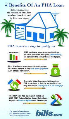 4 Benefits of An FHA Loan