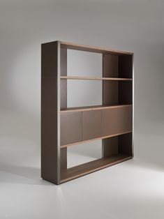 ELLE | 书柜 by i 4 Mariani | 设计师Matteo Nunziati