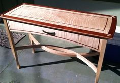elegant hall table - Reader's Gallery - Fine Woodworking