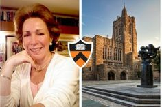 """""""Princeton Mom"""" gets schooled at her alma mater"""