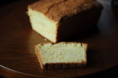 Clementine Pound Cake recipe on Food52