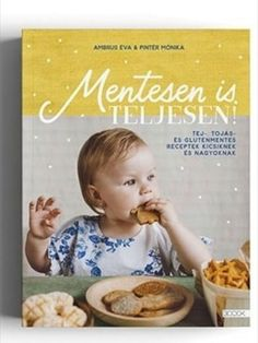 Régóta várt szakácskönyv, mely segítséget nyújt kicsiknek és nagyoknak, ha tej-, tojás- és/vagy gluténmentesen kell táplálkozniuk. A könyv, már megszokott elméleti bevezetőt követően 134 receptet tartalmaz, mely az alapreceptektől egészen a mentes szülinapi finomságokig minden ételtípust tartalmaz.