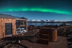 Panorama Glass Lodge - Iceland Bucket list!