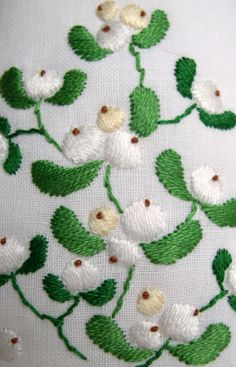 Beautiful Stitching