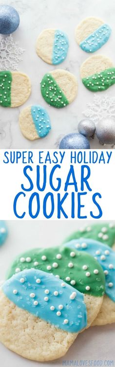 EASY HOLIDAY SUGAR C