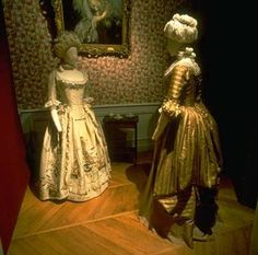 French Fashion. 18th Century