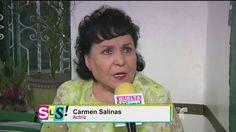 Carmen Salinas presentó a Sissi con Ángel Said (VIDEO)