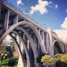 Viaducto de Segovia - Madrid