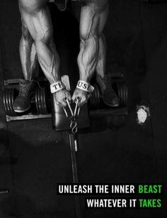 Unleash the beast!