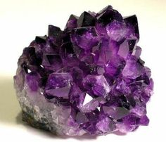 Amethyst  provides common sense, reduces anger and impatience.  It also helps to bring calmness when there is anxiety.